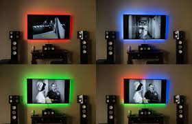 ambient light behind tv phillips hue behind tv avs home theater discussions and reviews