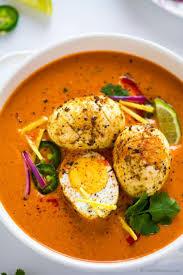 dinner egg recipes egg curry tikka masala recipe chefdehome com
