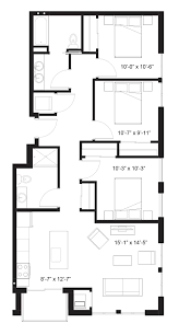 floor plans drawing floor plans the elysian apartments