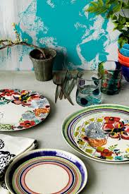 31 best decorating with trays plates and melamine images on