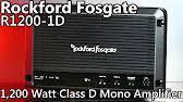 kicker l5 15 rockford fosgate r1200 1d youtube