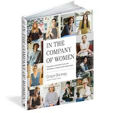 amazon com in the company of women inspiration and advice from amazon com in the company of women inspiration and advice from over 100 makers artists and entrepreneurs 9781579655976 grace bonney books