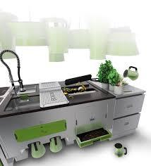 futuristic kitchen design eco friendly futuristic kitchen idesignarch interior design