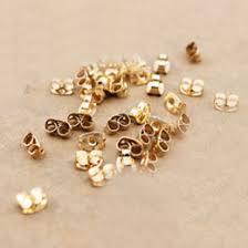 gold earring backs discount gold earring backs butterflies 2017 gold earring backs