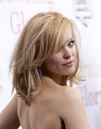 hairstyles that hide a wrinkled forehead hairstyles to hide forehead wrinkles rachel mcadams defies the