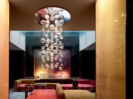 home lighting design living room shimmering glass and crystal chandeliers for your home