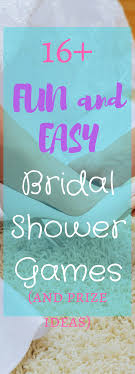 easy bridal shower non cheesy and easy bridal shower