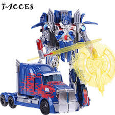 new movie 4 toys cool anime deformation robot car brinquedos