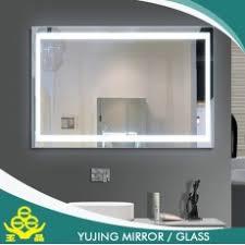 led light mirror mirror manufacturer china silver mirror