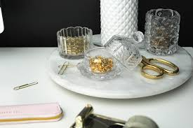Glass Desk Accessories by Unexpected Desk Accessories Preciously Me