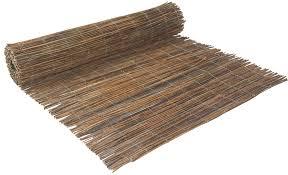 willow screening roll 1 m 4 m departments diy at b u0026q