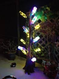 mini lights bulbology mini light up tree