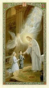 my communion my holy communion prayer card