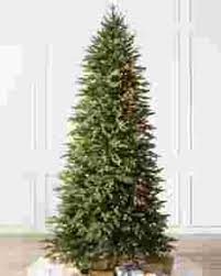8 to 9 foot artificial trees balsam hill