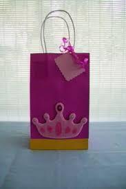 set of 10 disney princess inspired ruffle party favor tutu bag