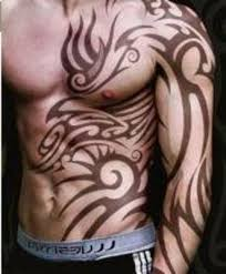 50 tribal tattoos for men tribal shoulder tattoos shoulder