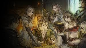 the traveler images Octopath traveler gets some gamestop exclusive pre order goodies jpg