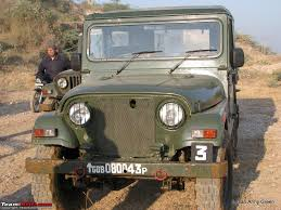 military jeep side view tata troop carrier with soft top sa 1212tc 4x4 team bhp