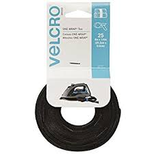 Discover 25 One Hole High by Amazon Com Velcro Brand One Wrap Thin Ties Black 8 X 1 2 Inch