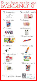 10 Must Bridal Up Kit by 236 Best Wedding Emergency Kit Images On Wedding