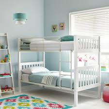 Wood And Metal Bunk Beds Cyber Metal Framed Bunk Beds For Kidspace Georgie Solid Pine