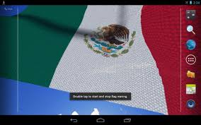 3d mexico flag android apps on google play