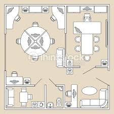 top view floor plan floor plan stock photos and illustrations royalty free images