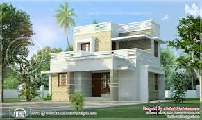 small 2 storey villain 1280 sq ft kerala home design and floor plans