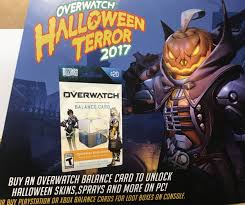 rumor overwatch halloween terror 2017 start date leaked
