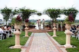 backyard wedding ceremony ideas home design