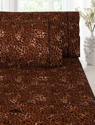 Cheetah Bedding 7 Piece Leopard Animal Kingdom Bedding Comforter Set