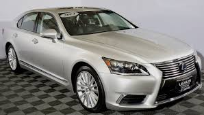 2013 lexus ls 460 kbb lexus ls 460 l for sale used cars on buysellsearch
