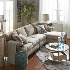 Build Your Own Sofa Sectional Build Your Own Alton Ecru Rolled Arm Sectional Collection Pier 1