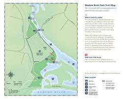 Illinois State Parks Map by Madam Brett Park Scenic Hudson