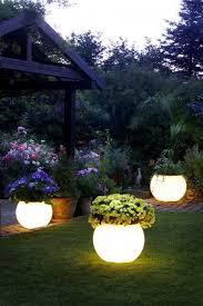 brightest solar lights high lumen solar yard lights solarglow 15