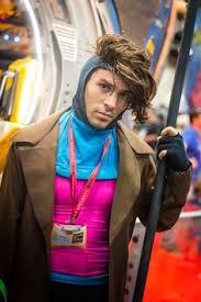 Gambit Halloween Costume Gambit Rogue Gambit Rogues