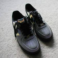 Nike Air Force One Comfort Nike Air Force 1 One Low Premium Puerto Rico 579941 100 Size 11 Ebay