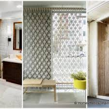 ideas spectacular room divider ideas for modern home decoration