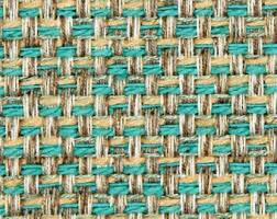 Woven Upholstery Fabric For Sofa Aqua Orange Upholstery Fabric Woven Textured Heavyweight