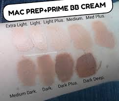 laura geller bb cream light mac prep prime beauty balm bb cream spf 35 swatches of shades