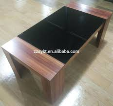 solid wood center table india glass wooden top impressive living