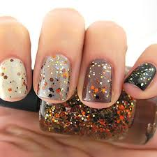 thanksgiving day nail diy manicure ideas for fall