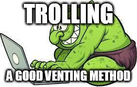 Facebook Troll Meme - no facebook trolls imgflip