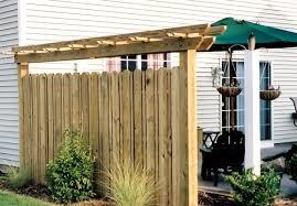 wonderful garden furniture exterior privacy screen idea outdoor
