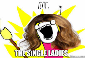 Single Ladies Meme - put your hands up the meta picture