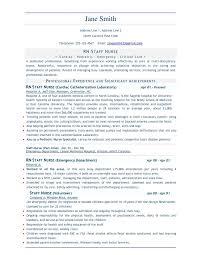 Critical Care Nurse Job Description Resume by Curriculum Vitae Example Of Achievements In Cv Writing Sample