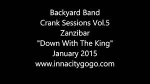 backyard zanzibar crank session vol 5 jan 2015