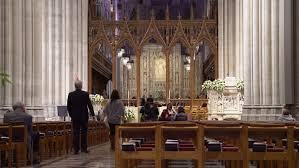 National Cathedral Interior Washington National Cathedral Stock Footage Shutterstock