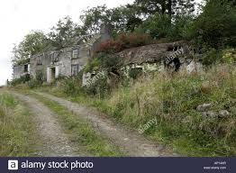 Thatched Cottage Ireland by Abandoned Derelict Thatched Cottage And Farm House Near Killybegs