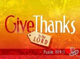 www jesuschristislordmdc net give thanks and change the